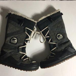 Sorel • Galaxy Explorer Tall Snow Boots